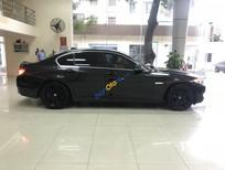 Cần bán xe BMW 5 Series 523i năm sản xuất 2011, màu đen, nhập khẩu nguyên chiếc
