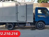 Bán xe tải Kia K165 thùng kín, tải trọng 2 tấn 4, xe mới 100%. Hỗ vay trả góp. LH 0922210216