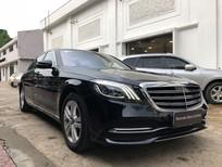 Bán xe Mercedes S450 đăng ký 2019, màu đen cực mới rẻ