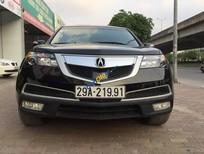 Cần bán lại xe Acura MDX sản xuất 2010, màu đen, nhập khẩu
