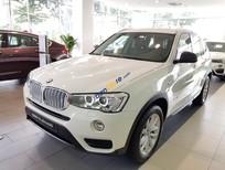 Bán BMW X3 đời 2017 màu trắng chính hãng, mới 100%