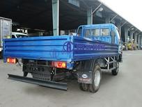 Xe tải 2.4 tấn Hyundai thế hệ mới, màu trắng và xanh