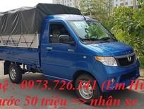 Xe tải nhẹ Kenbo tải trọng 990kg đời 2018