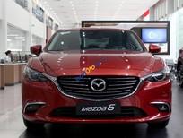 Bán ô tô Mazda 6 2.0 pre sản xuất 2018, màu đỏ, giá 899tr