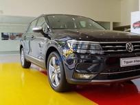Cần bán xe Volkswagen Tiguan Tiguan Allspace sản xuất năm 2018, màu đen, nhập khẩu nguyên chiếc