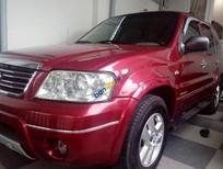 Cần bán lại xe Ford Escape 2.3 năm 2005, màu đỏ
