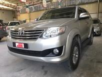 Xe Toyota Fortuner V 4x2 2012, xe còn đẹp keng, giá thương lượng