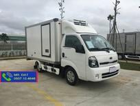 Bán Kia K250 - thùng đông lạnh – động cơ Hyundai, hỗ trợ trả góp 75%. Liên hệ giá tốt 0937.10.4646 Đạt
