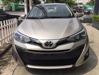 Toyota Vios 1.5G AT 2018 full option, giao xe ngay