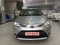 Bán Toyota Vios MT sản xuất năm 2015, màu bạc