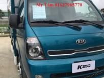 Bán xe tải Kia, Thaco Kia K250 thùng mui bạt, thùng kín nâng tải từ 1.4 tấn lên 2.4 tấn, liên hệ Mr Tâm 01627965770