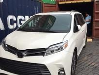 Cần bán Toyota Siena Limited 2018, màu trắng, nhập khẩu Mỹ nguyên chiếc