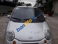 Cần bán xe Daewoo Matiz MT năm sản xuất 2008, màu bạc, nhập khẩu nguyên chiếc, 89 triệu