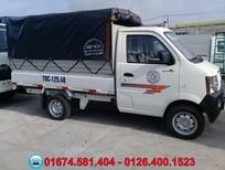 Bán xe tải nhẹ Dongben 870kg thùng dài 2.450m đời mới nhất
