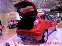 Bán Ford Fiesta Sport màu đỏ giá cực khuyến mãi, LH 0935.389.404 Đà Nẵng Ford