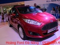 Bán Ford Fiesta cao cấp màu đỏ giá cực tốt, LH 0935.389.404 Đà Nẵng Ford