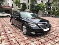 Bán Lexus LS600HL sản xuất 2007. Model 2008 đăng ký lần đầu 2009 chính chủ biển Hà Nội