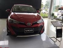 Toyota Vios 2019 KM cực sốc tặng BH vật chất ,đủ màu giao xe ngay, hỗ trợ vay trả góp 85%, liên hệ 0947476333