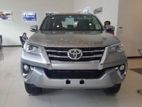 Toyota Fortuner 2.4 máy dầu, số tự động, màu trắng, bạc, đen, nâu giao ngay,hỗ trợ trả góp tới 85%