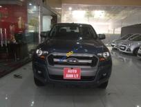Cần bán xe Ford Ranger 2.2MT sản xuất năm 2015, màu xanh lam, nhập khẩu nguyên chiếc, giá tốt