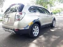 Cần bán gấp Chevrolet Captiva AT đời 2009, màu vàng