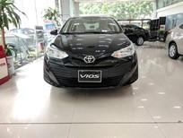 Toyota Vios 1.5E 2019 giá cạnh tranh, khuyến mại lớn, giao xe ngay