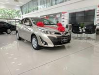 Toyota Vios 1.5E New CVT 2019, giá cạnh tranh, giao xe ngay