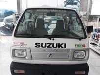 Bán xe Suzuki Super Carry Van MT 2018, màu trắng, 284tr - LH 0971 965 892