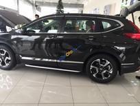 Bán Honda CR V model 2018 (nhập Thái), 7 chỗ, giá tốt nhất HN, vay được 90%