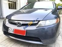 Bán Honda Civic AT 1.3 i-MA CVT Hybrid 2006, màu xám, giá 425tr