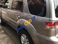 Cần bán lại xe Ford Escape XLS sản xuất năm 2011, màu xám như mới