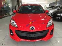 Cần bán xe Mazda 3 1.6AT sản xuất năm 2014, màu đỏ
