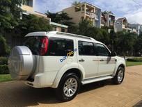 Bán Ford Everest AT Limited 2015, màu trắng, giá 730 triệu