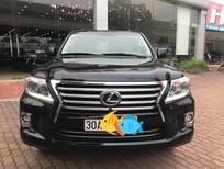Bán Lexus LX570 màu đen, nhập Mỹ, bản Full, sản xuất 2014, đăng ký 2015, biển Hà Nội, thuế sang tên 2%