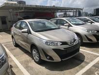 Toyota Tân Cảng bán Vios 1.5E CVT tự động- tặng bảo hiểm thân xe, trả trước 120tr giao xe- 0933000600