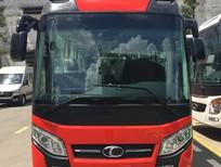 Giá xe TB85S dòng xe khách 29 chỗ bầu hơi Thaco, TB85s-W200 đời 2018