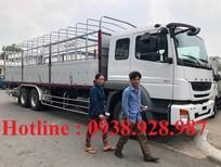 Xe tải Fuso 3 chân 15 tấn- Fuso FJ24R   nhập khẩu Ấn Độ