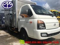 Bán xe tải Hyundai Porter H150 vào thành phố thùng dài 3m1