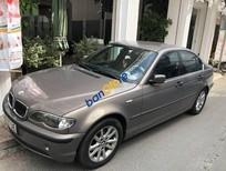 Bán BMW 318i đời 2006, màu nâu