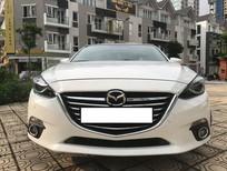 Bán xe Mazda 3 sedan 2.0AT bản full đồ màu trắng cực đẹp