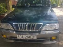 Bán Ssangyong Musso năm sản xuất 2003, nhập khẩu xe gia đình, 150tr