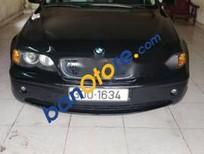 Bán xe BMW 3 Series 318i sản xuất 2004, màu đen, máy êm ru