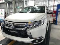 Bán Mitsubishi Pajero Sport máy dầu, 1 cầu, số tự động, 2018, nhập khẩu xe giao ngay Đà Nẵng, LH 0931911444