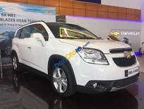 Cần bán xe Chevrolet Orlando sản xuất năm 2018, màu trắng