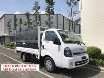 Bán xe tải K200 đời 2018, thùng mui bạt, màu trắng, giá tốt, liên hệ 0914159099