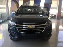 Cần bán Chevrolet Colorado 2.5L 4x2 MT LT năm 2018, màu đen, xe nhập