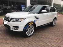 Cần bán xe LandRover Range Rover sản xuất năm 2014, màu trắng