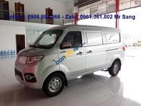 Bán xe bán tải Dongben 5 chỗ ngồi, tải 490kg vào được giờ cấm