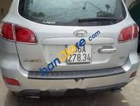 Cần bán gấp Hyundai Santa Fe năm sản xuất 2008, màu bạc