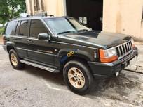 Bán xe Jeep Grand Cherokee Limited đời 1996 máy 5.2 V8 số tự động, 2 cầu
